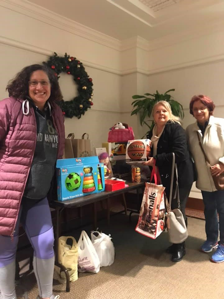 Watergate Toy Drive